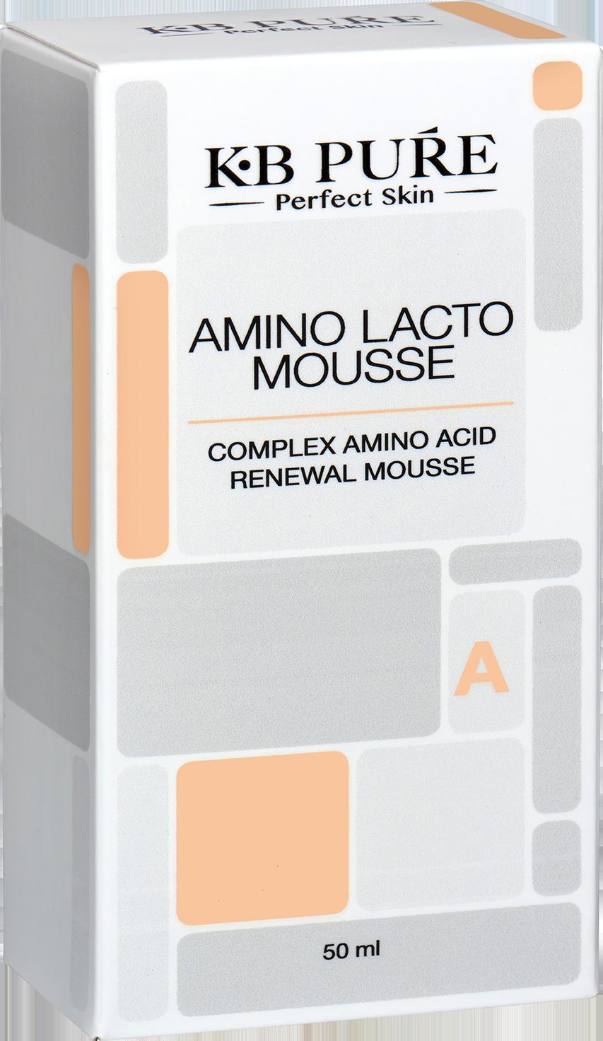 AMINO LACTO MUSSE R [] (s)