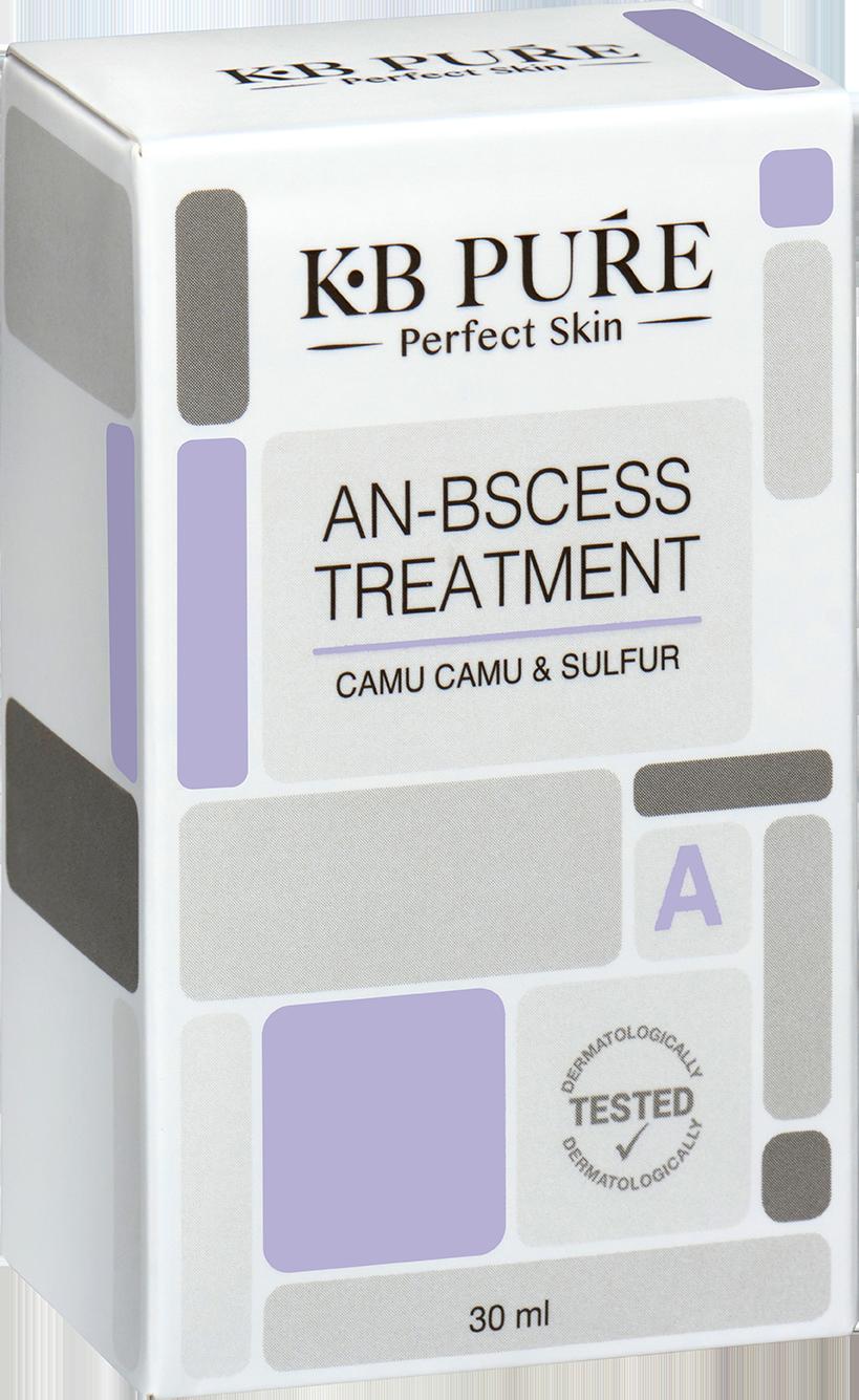 AN-BSCESS TREATMENT R [] (s)
