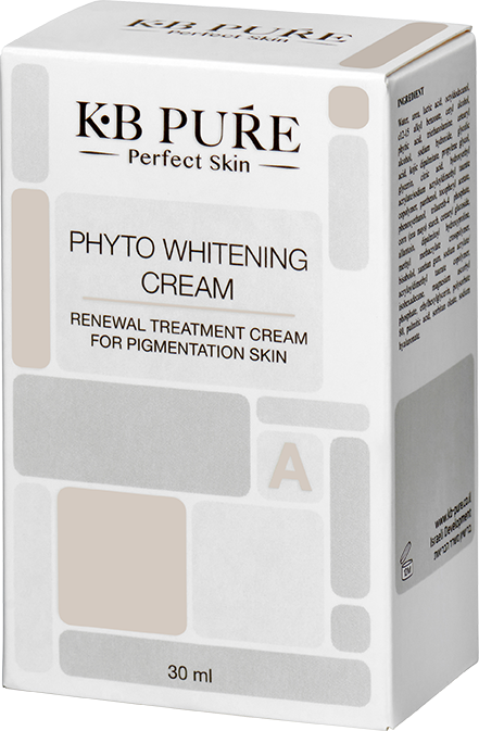 PHYTO WHITENING CREAM L [] (s)