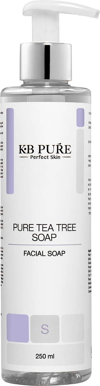 PURE TEA TREE SOAP (s)